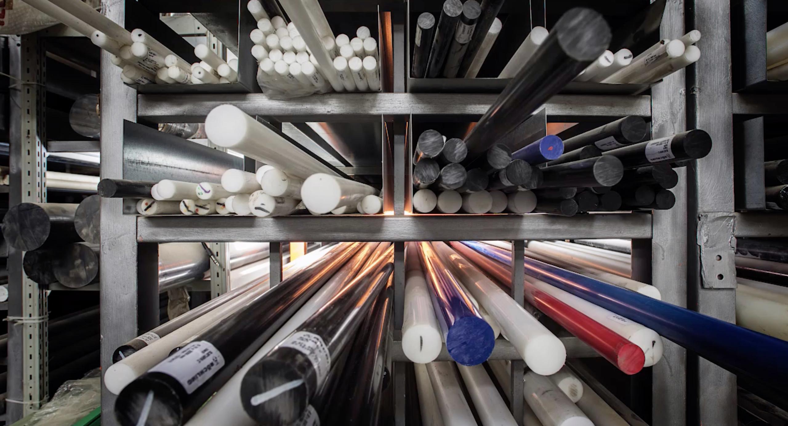 AN Rappresentanze Industriali - Tondi pvc pe pp nylon peek teflon pvdf