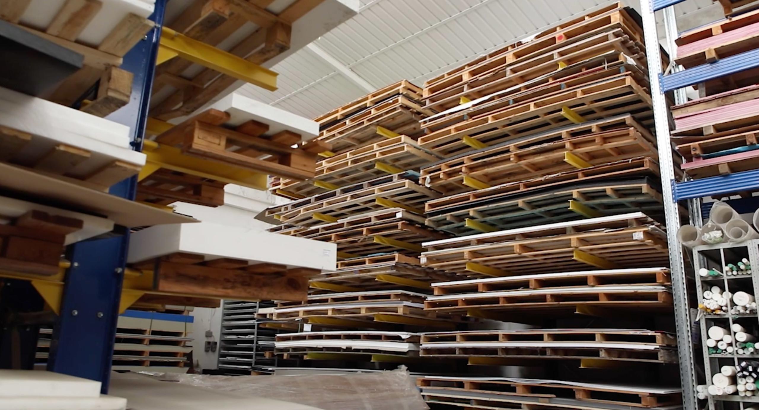 AN Rappresentanze Industriali - Lastre pvc pe pp nylon peek teflon pvdf